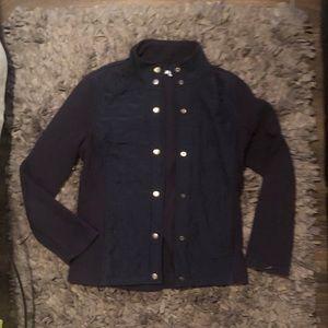 ❌5/$20 croft and barrow size small jacket